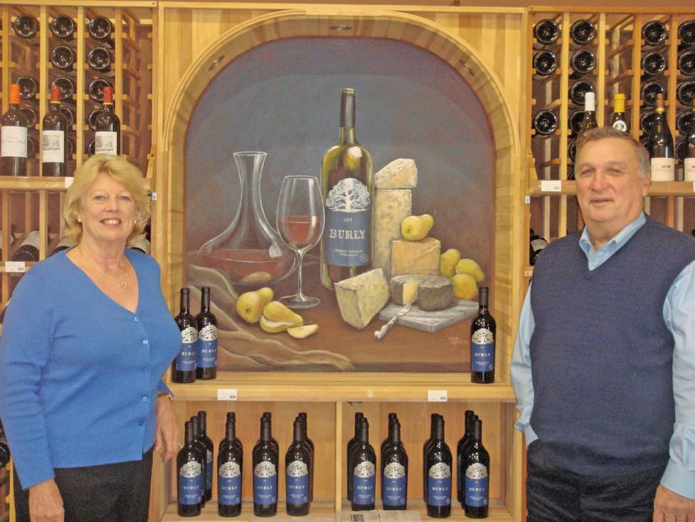 Vineyard SPOTLIGHT: Pfizer exec finds second career in cabernet